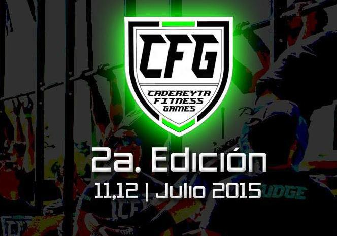 CADEREYTA FITNESS GAMES