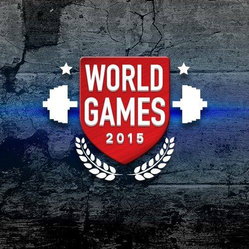 WORLD GAMES 2015