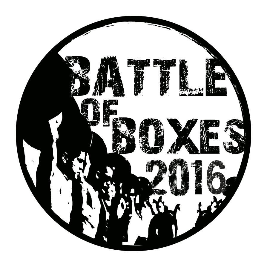 BATTLE OF BOXES 2016