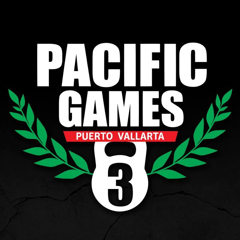 PACIFIC GAMES 3RA EDICION