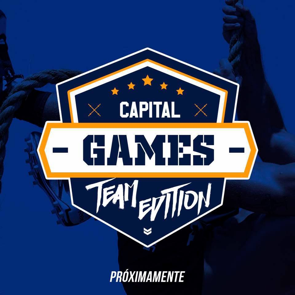 CAPITAL GAMES TEAM EDITION 2016