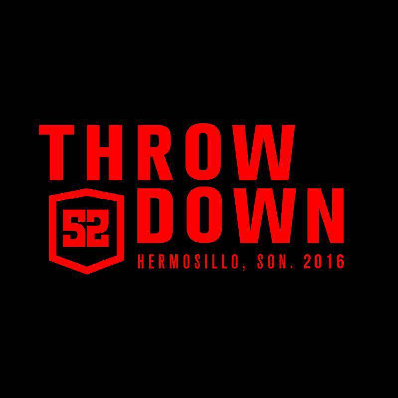 THROWDOWN 52 2016