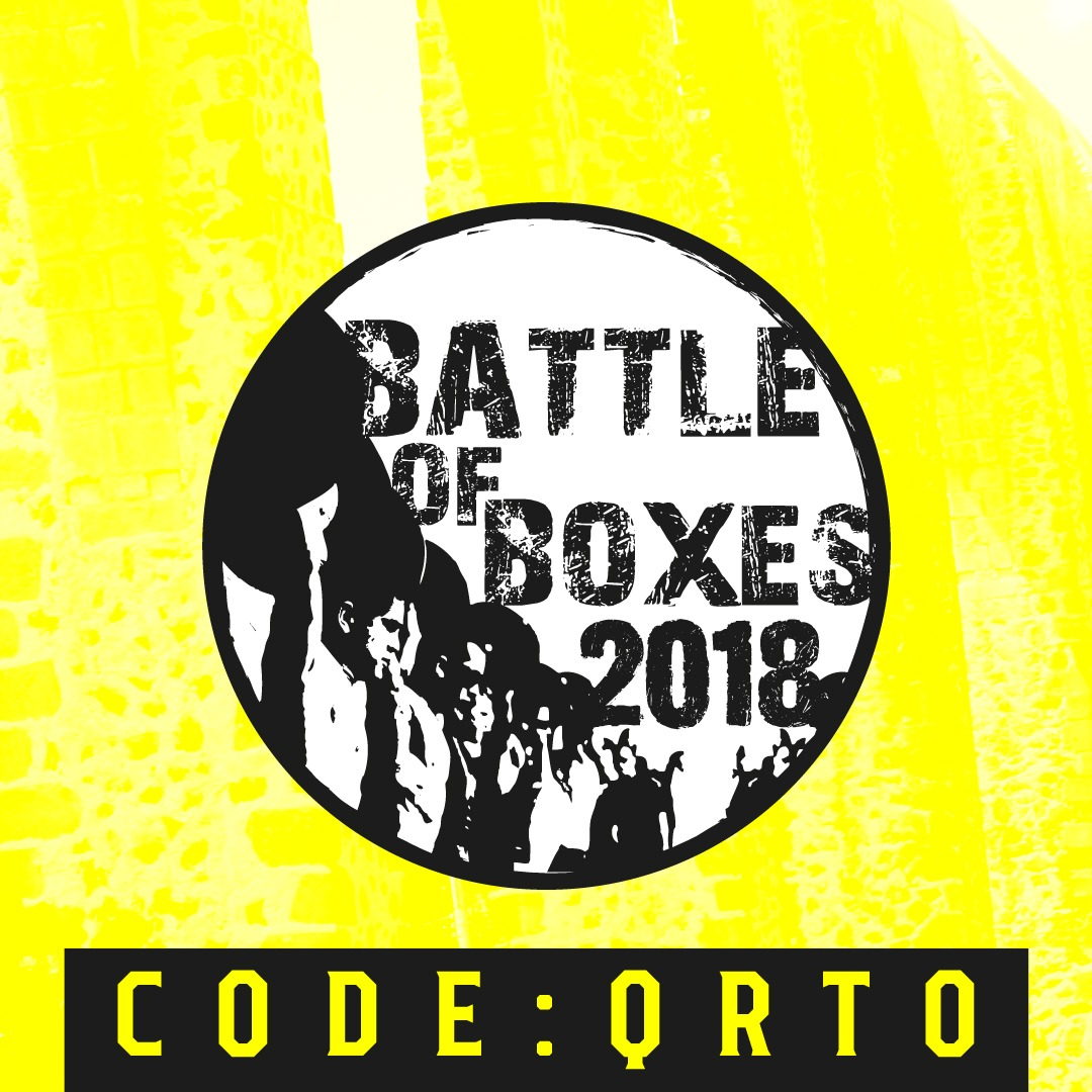 Battle Of Boxes 2018