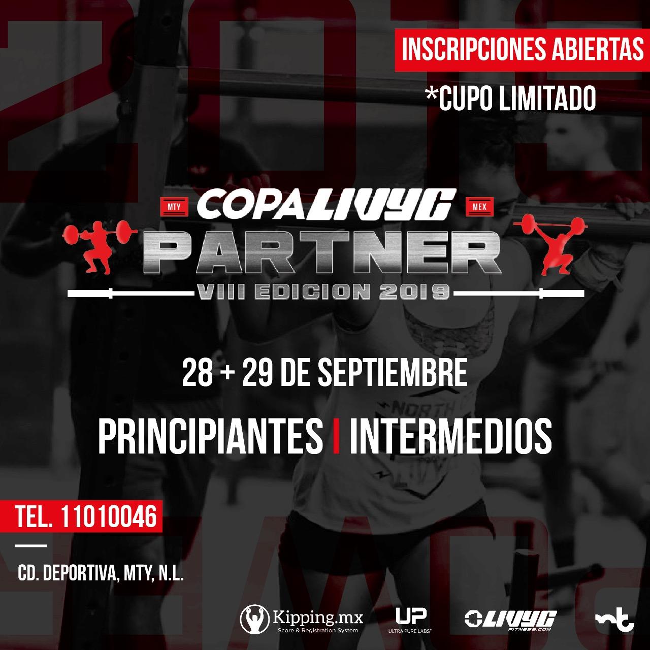 Copa Livyc Partner 2019