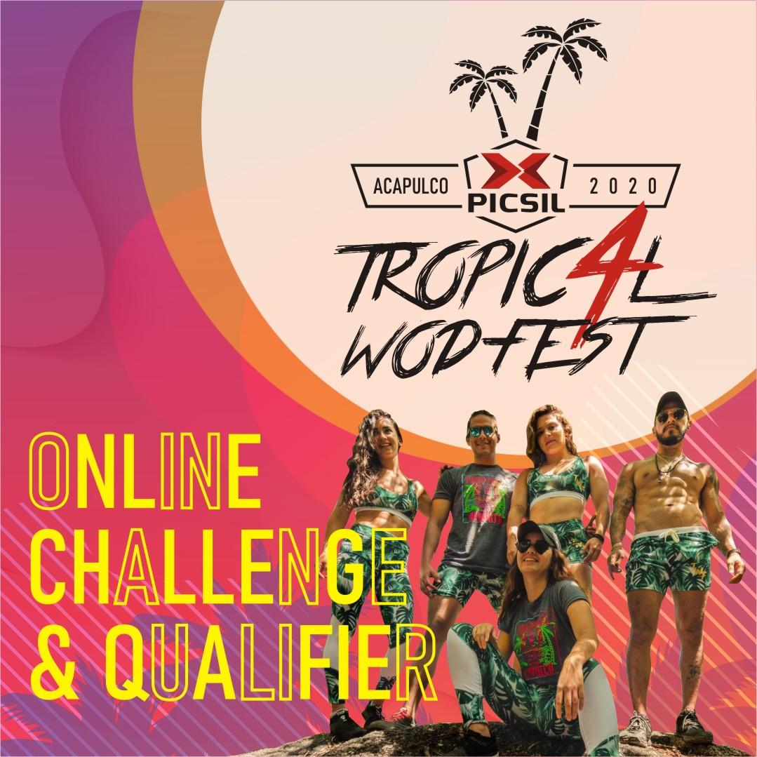 Tropical Wod Fest Online Challenge & Qualifier