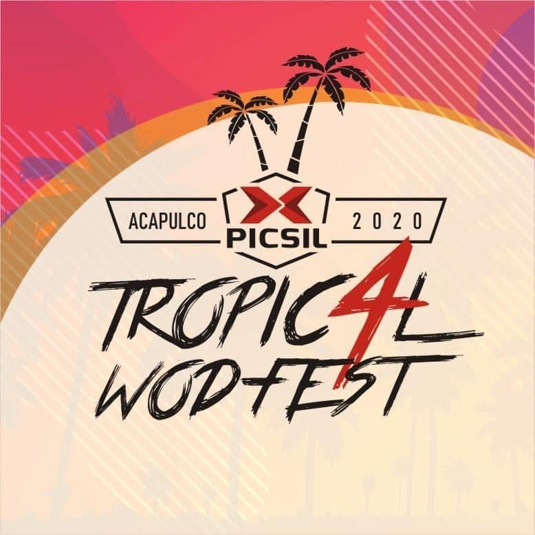 Picsil Tropical Wod Fest